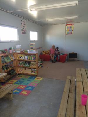 Nytt klassrum
